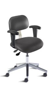BioFit® Lab Chairs and Stools Upholstered