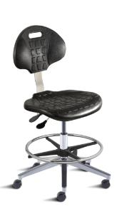 BioFit® Lab Chairs and Stools, Urethane, BioFit