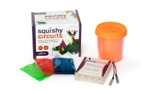 Squishy Circuits, Lite Kit