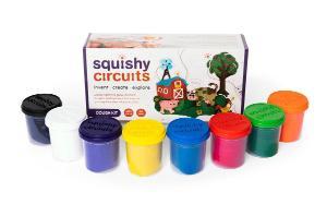 Squishy Circuits, Dough Kit