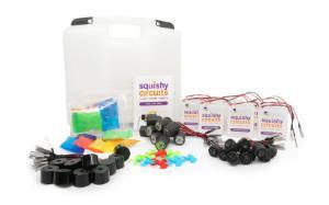 Squishy Circuits, Group Kit
