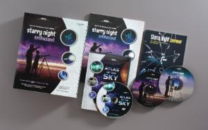 Starry Night Enthusiast CD-ROM