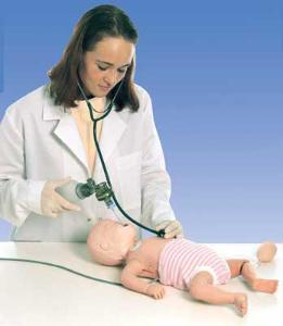 Laerdal® PALS Baby With ECG Simulator