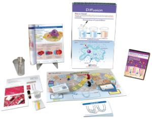 Osmosis & Diffusion Curriculum Learning Module