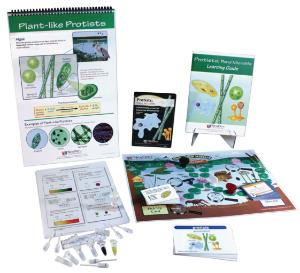 Protists: Pond Microlife Curriculum Learning Module