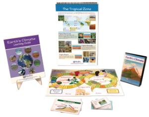 Earth's Climate Curriculum Learning Module
