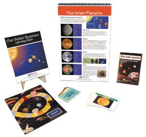 Our Solar System Curriculum Learning Module