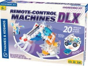 Remote Controlled Machines DLX