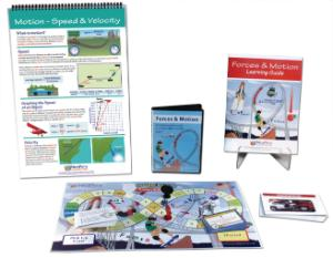 Forces & Motion Curriculum Learning Module
