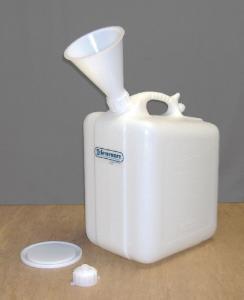 SCIENCEWARE® Safety Waste Jug