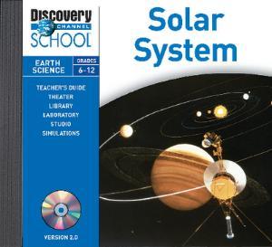 Solar System CD-ROM