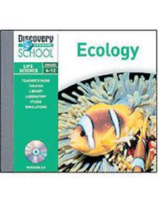 Ecology Simulation CD-ROM