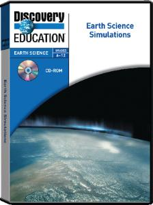 Earth Science Simulations CD-ROM