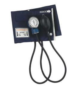 Latex Free Aneroid Sphygmomanometer