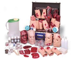 Simulaids® Emergency Medical Training Simulation Kit