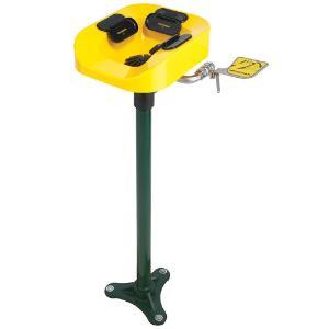 Optimus™ Pedestal Mounted Eye/Face Wash System, Speakman®