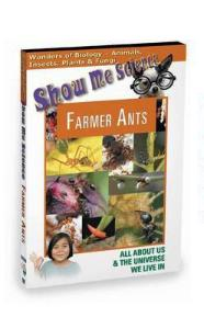 Show Me Science: Biology–Farmer Ants Video
