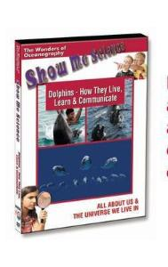 Show Me Science: Dolphins–How they Live, Learn and Communicate Video