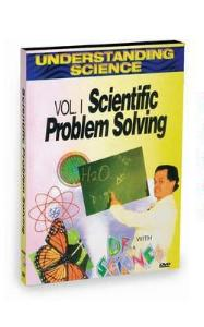 Understanding Science: Scientific Problem Solving Video