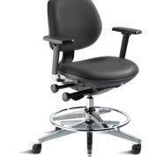 Chair With Medium Backrest, Armrests