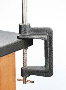 Table Top Support Rod Clamp