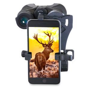 Carson HookUpz Universal Smartphone Binocular Adapter