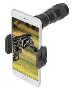 Carson HookUpz™ Smartphone Telephoto Lens Adapter
