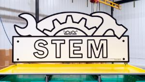 STEM Sign
