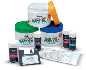 Just Add Water Education Kit, Drinking Water, Hach