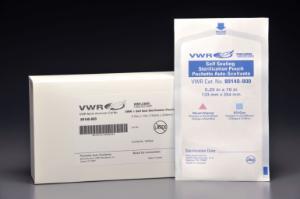 VWR® Self-Seal Sterilization Pouches