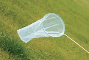 Butterfy/Insect Net with Bamboo Handle