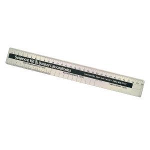 Aluminum Metric Ruler