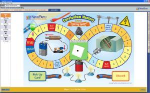 NewPath Atoms/Chemical Bonding Interactive Whiteboard Digital Download