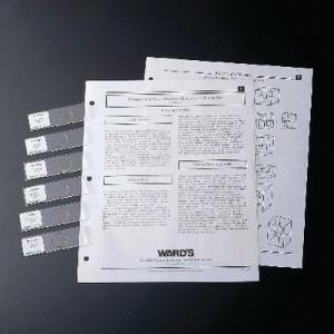 Ward's® Crystal Systems Reference Slide Set