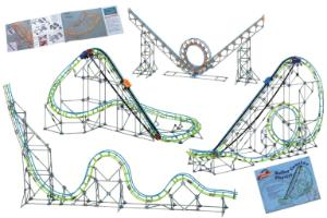 K'NEX Roller Coaster Physics Set