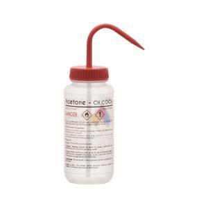 Wash bottle, acetone, 500 ml