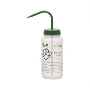 Wash bottle, methanol, 500 ml