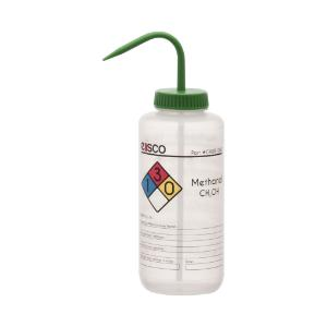 Wash bottle, methanol, 1000 ml