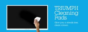 Truimph Cleaning Pad