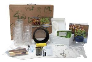 LaMotte® Leaf Pack Stream Ecology Lab Activity