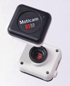 Motic Next Generation Moticam Series