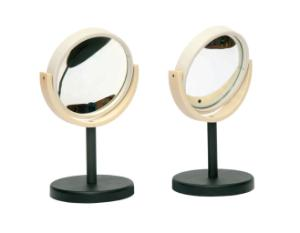Concave and Convex Mirrors, on Base