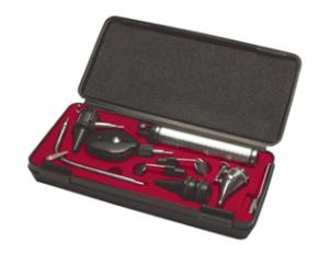 Otoscope/Opthalmoscope Set/Rie